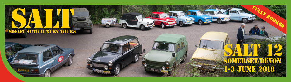 Soviet Auto Luxury Tours